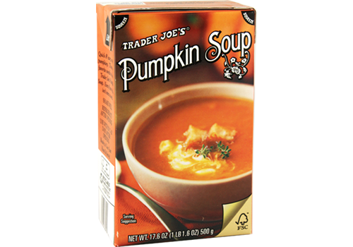 pumpkin-soup